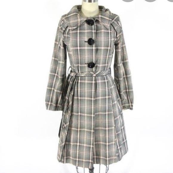 Soia & Kyo Jackets & Blazers - Doris & Kyo Twiggys Dream Trench Coat S. XL